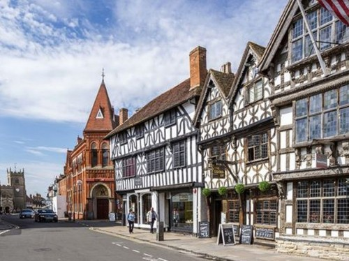 Warwick & Stratford upon Avon